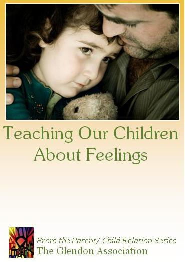 Teaching Our Children About Feelings